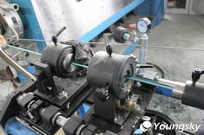 Corrugated Steel Tape Armoring Process for Loose Tube Cables 2