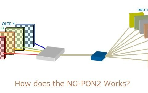 How does the NG-PON2 works