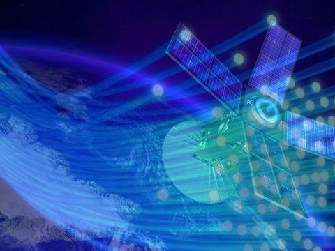 satellite communication versus fiber optics